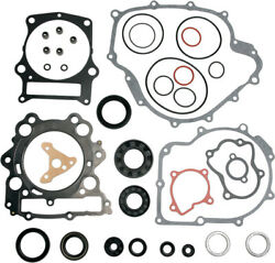 Moose Racing Motor Gasket Kit With Seal - Grizzly 660 - 811865