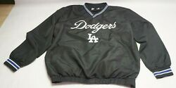 Genuine Merchandise Giii Sports By Carl Banks L.a. Dodgers Lined Pullover - Xxl