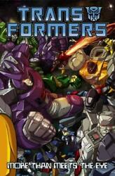 The Transformers 2 More Than Meets The Eye Official Guidebook, , Patyk, Adam,mc