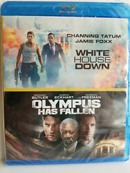 Olympus Has Fallen And White House Down Blu-ray New Sealed