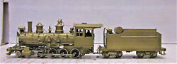 Key Imports C-19 346 Class 2-8-0 Consolidation Hon3 Scale Brass