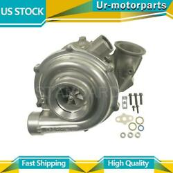 1 Turbocharger Standard Ignition Fit Ford E-350 Club Wagon 2004-2004