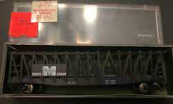 Postage Stamp Trains By Aurora N Scale Monsanto 70-ton Container Car Box
