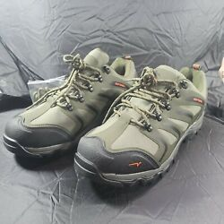 Nortiv 8 Menand039s Low Top Waterproof Outdoor Hiking Backpacking Work Boots Shoes Us