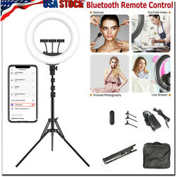 21 Inch 60w 560 Led Ring Light 3000-6000k With Tripod Remote For Live Broadcast