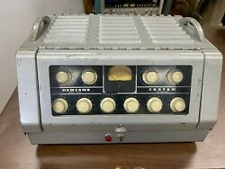Newcomb Kx6a Microphone Tube Pre-amplifier Made Under Western Electric License