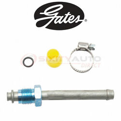 Gates Gear To Pump Power Steering Return Line End Fitting For 1982-1985 Gmc Oz