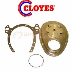 Cloyes Engine Timing Cover For 1975-1978 Gmc K25 - Valve Train Zw