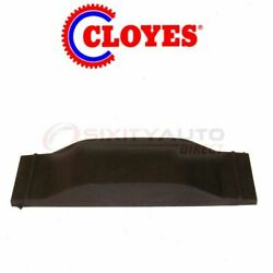 Cloyes Right Engine Timing Damper For 1984-2001 Jeep Cherokee - Valve Train Gm
