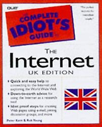 Cig Internet Uk B/d The Complete Idiots Guide, Young, Used Good Book