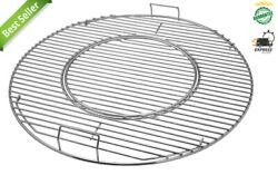 Grill Grate Replacement For 22inch Or 22.5inch Weber Charcoal Grills Kettle New