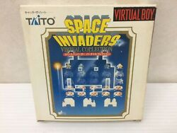 Virtual Boy Space Invaders Virtual Collection Taito Free Shipping From Japan