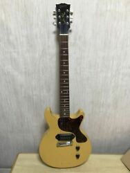 Gibson Limited Edition Les Paul Junior Yellow Made In Usa Electric Guitar Used