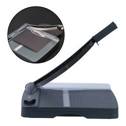 Precision Paper Trimmer Guillotine Photo Cutter For Origami Photographs Home