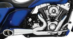 Freedom Performance 2-into-1 Turnouts Chrome Hd00508