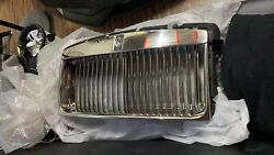 2010-2017 Rolls Royce Wraith Ghost Dawn Front Main Radiator Grille / Used
