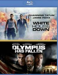 Olympus Has Fallen/white House Down Used - Very Good Blu-ray Disc
