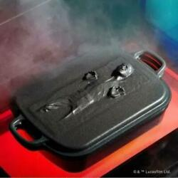 [star Wars Limited Edition] Le Creuset Han Solo / Signature Roaster