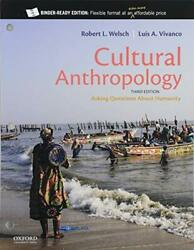 Cultural Anthropology Asking Questions About Humanity By Welsch, Robert L.|v…
