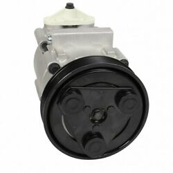 A/c Compressor-and Clutch - New Motorcraft Ycc-500 Fits 03-07 Ford Focus