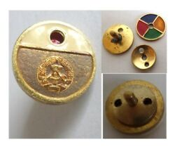 East German Stasi Ministry For State Security / Secret Police Undercover Badge