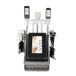 Newest Pro Cryo 3 Handle Fat Body Sculpting Machine With Double Chin Removal
