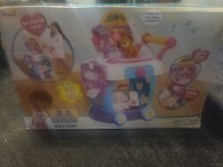 [disney Store] Doc Mcstuffins Toy Hospital Care Cart - Just Play - New