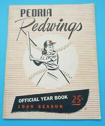 Peoria Redwings Girls Aagpbl League Of Their Own - Autographed By 14 Players