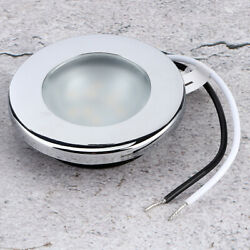 2.9inch Led Embedded Ceiling Light Interior Lamp Warm White For Yacht Components
