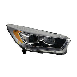 Fo2519135 New Replacement Right Headlight Lens Housing Fits 2017-19 Escape Capa