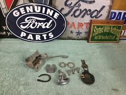 1955 1956 Ford Trunk Lock Assy. With Key