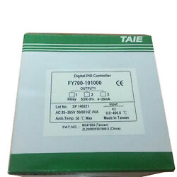 New And Genuine Taie Fy700-101000 Temperature Controller Thermostat