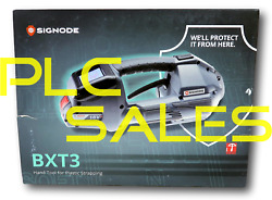 Signode Bxt3-19 Strapping Tool With Battery + Charger Signode Bxt3/19 New