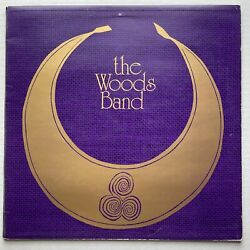 The Woods Band - S/t 1971 Gb Org Greenwich Gramophone British Folk Lp Menthe