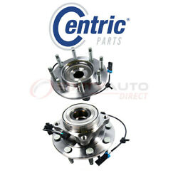 Centric Axle Bearing And Hub For 2000-2006 Chevrolet Suburban 2500 6.0l 8.1l Hm