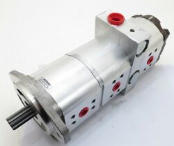 New Hydraulic Pump Made To Fit 334 Bobcat Mini Excavator With Part 6676970