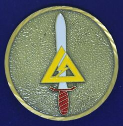 Us Army Delta Force Oppressors Beware Challenge Coin Cv4