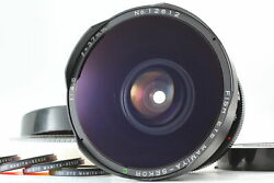 【top Mint】 Mamiya Fish Eye Sekor C 37mm F/4.5 For Rb67 Pro S Sd Rz From Japan