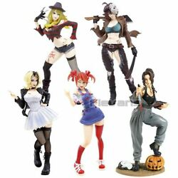 Horror Bishoujo Statue Michael Myers Freddy Jason Toys For Halloween Collectible