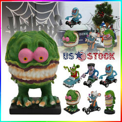 Angry Big Mouth Statue Rat Fink Collectible Model Toy Halloween Decoration Tf