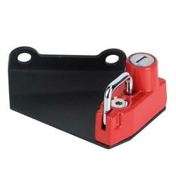 Motorcycle Anti-theft Helmet Lock Left Side For Yzf R1m/r1s/r6red Mp