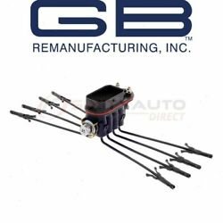 Gb Fuel Injector For 1996-1999 Gmc C1500 - Air Delivery Injection System Wp