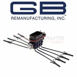 Gb Fuel Injector For 1996-2000 Gmc K3500 - Air Delivery Injection System Tb