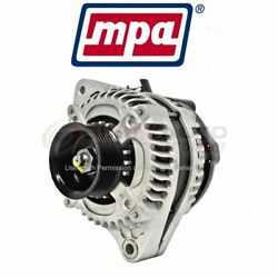 Mpa Alternator For 2009-2012 Acura Rl - Electrical Charging Starting Xf