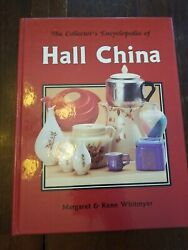 1989 Collectors Encyclopedia Of Hall China Book Whitmyer Teapots Vases