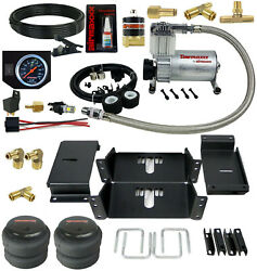 Tow Air Spring Kit In Cab Control Air Bag Suspension For 1970-79 Ford F250 F350