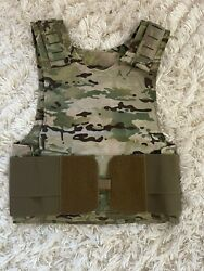Stealth Armor Systems Multicam Lvac Low Vis Armor Carrier Plates And Balcs Xl