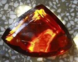 New Product 3530 Ct Certified Natural Aaa Yellow Citrine Huge Gemstone Big Offer