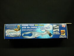 Grill Daddy Barbecue Steam Cleaning Grille Tool Brush Bbq Cleaner New