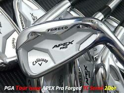 Tour-provided Apex Pro Forged 4-pw Proto/2 Dots Stamp